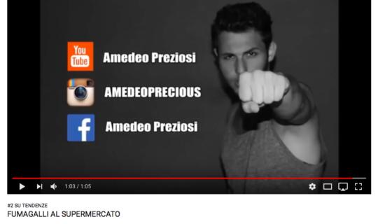 L'inutilità dei video di Amedeo Preziosi!!