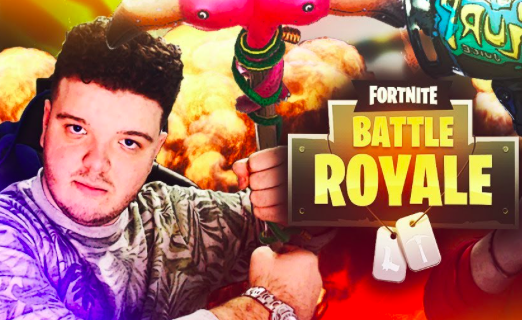 wizardjo king di fortnite