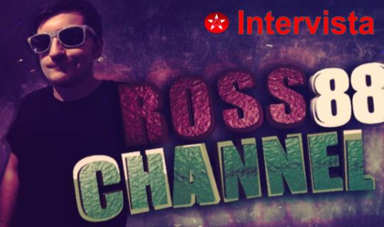Intervista allo youtuber RossChannel88