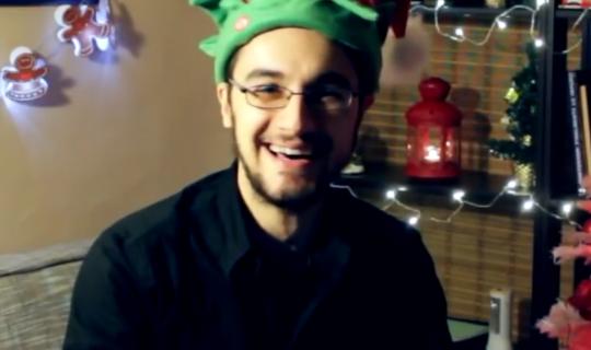 I grandi video natalizi di YouTube Italia