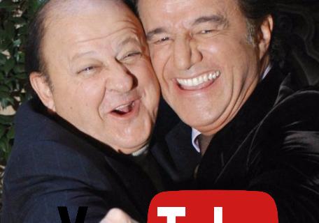 Massimo Boldi e Christian De Sica sconvolgono gli utenti