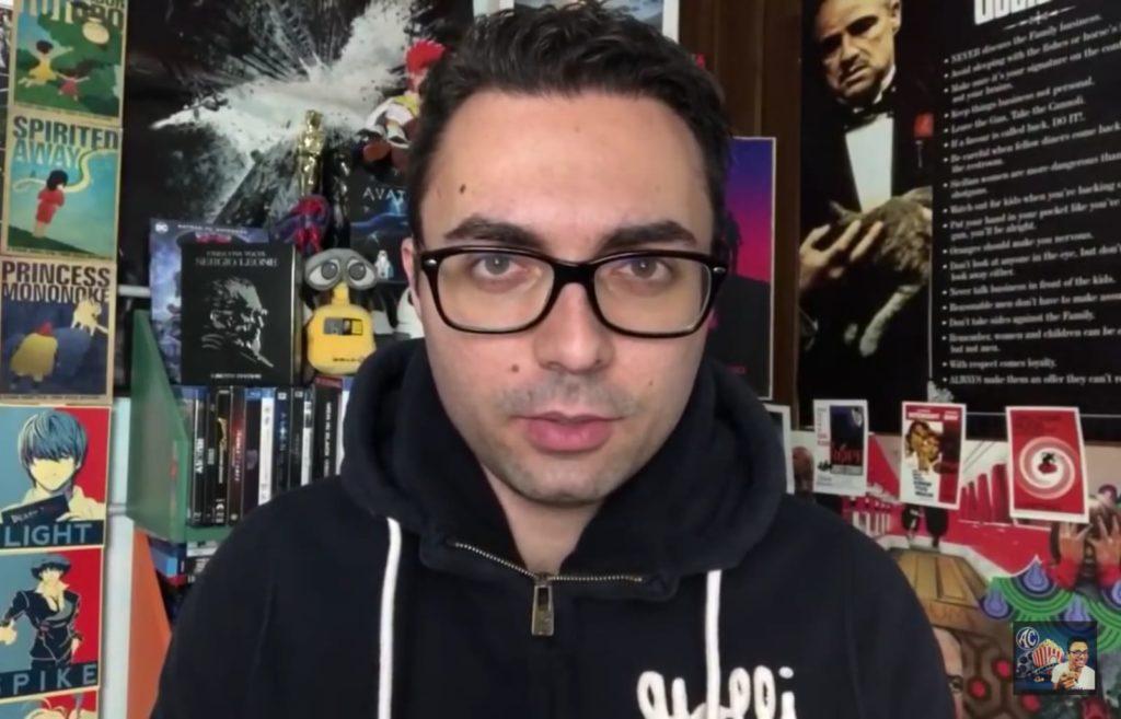 Antonio Cianci ilraccattafilm intervista