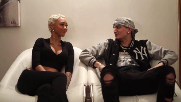 Manny Fresh fidanzata intervista doppia