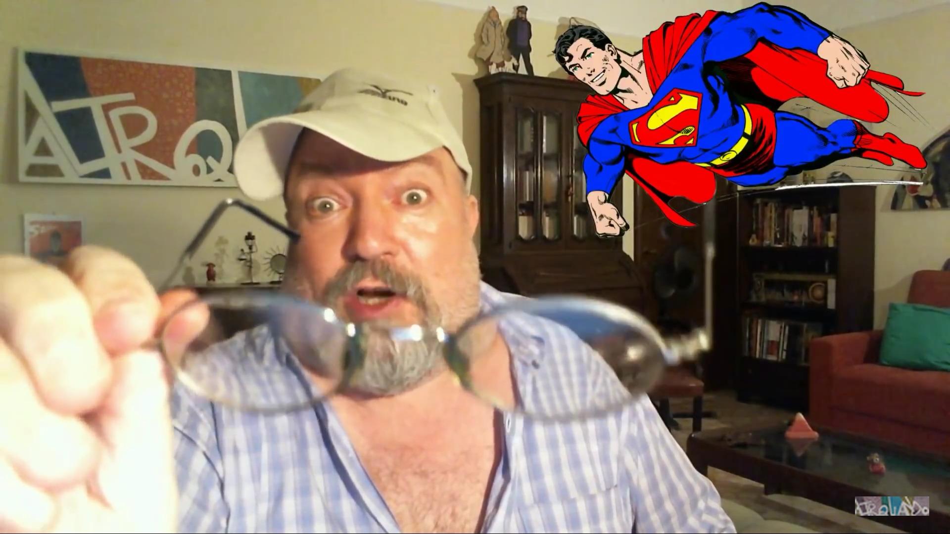 Super Ergo Sum #20: Identità (più o meno) segrete