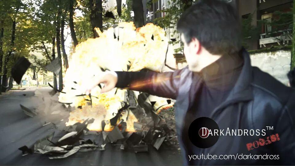 DarkAndross video