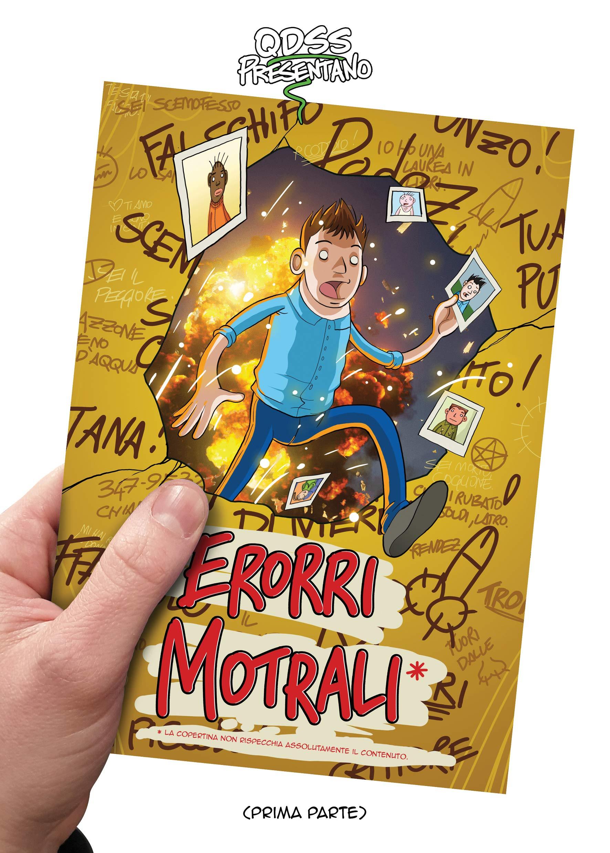 Mario fumetti porno