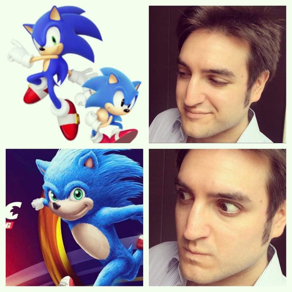 DarkAndross Sonic