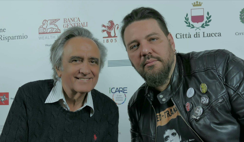 Federico Frusciante intervista regista