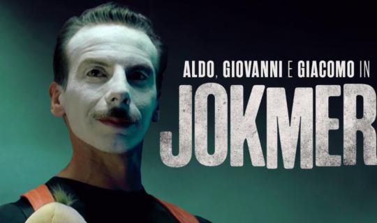 Joker Aldo Giovanni e Giacomo