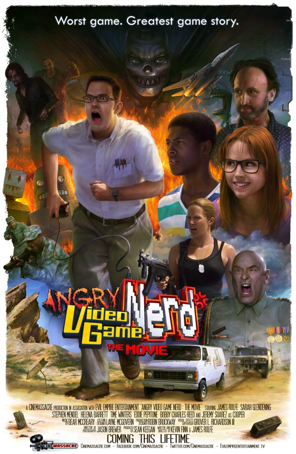 Angry Video Game Nerd Movie
