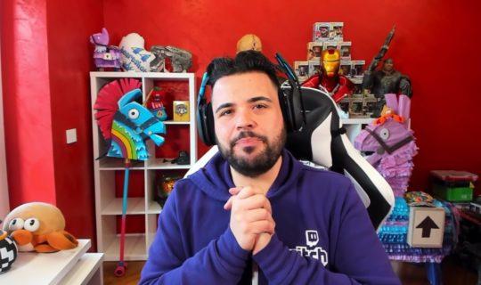 CiccioGamer89 bannato Twitch