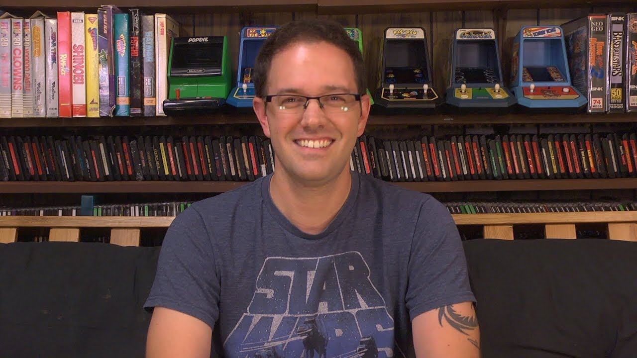 James Rolfe 3 Million subscribers