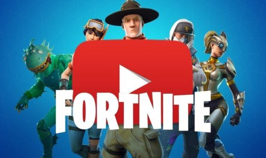 Fortnite regala ricompense grazie a YouTube
