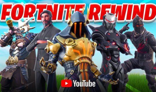 Il primo video di Fortnite su YouTube Italia