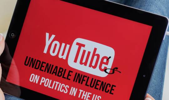 YouTube politici