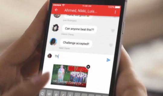 YouTube toglierà i messaggi privati