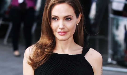 Angelina Jolie canale di YouTube