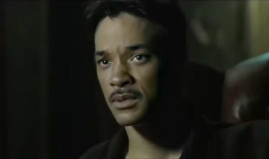 Matrix Will Smith