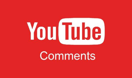 Schede profilo YouTube