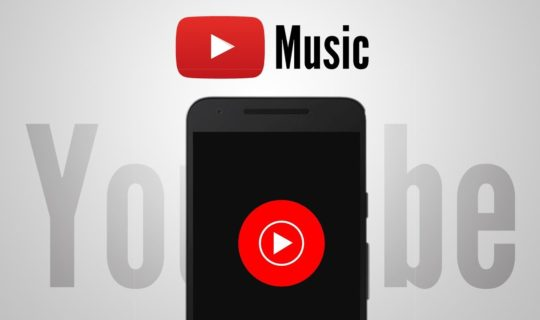 Android YouTube Music