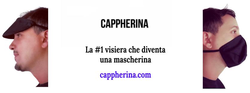Cappherina - visromask