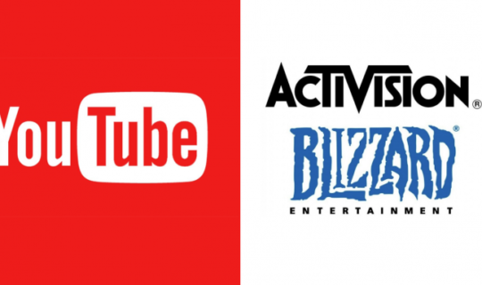YouTube e Activision accordo
