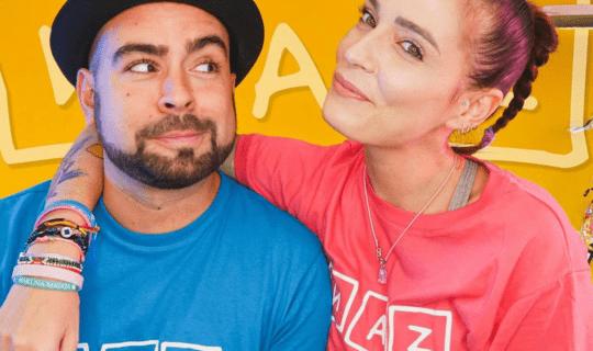 Ufficiale: LaSabri e Pika Palindromo si sposano