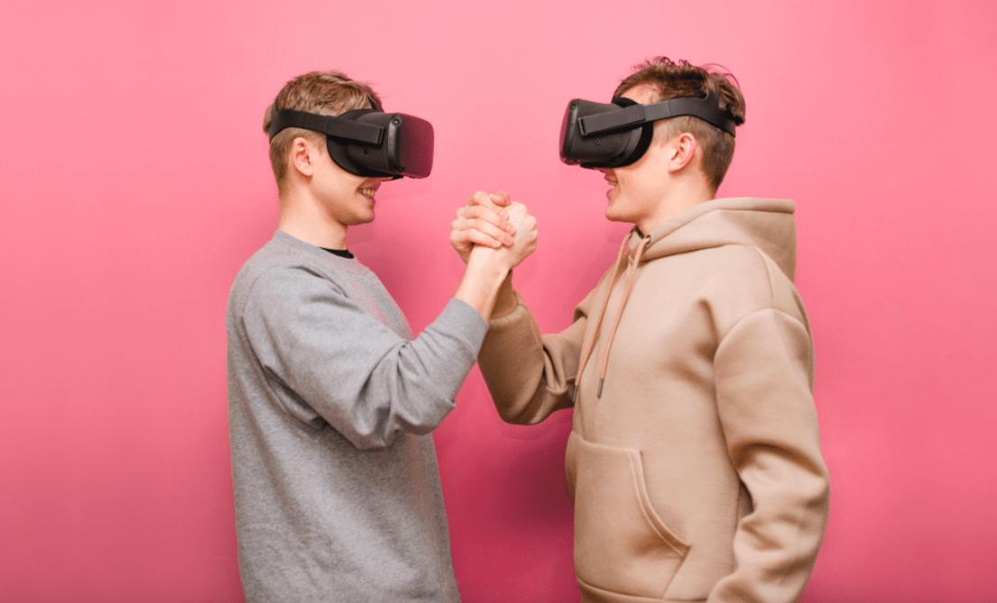 Virtual reality influencer marketing